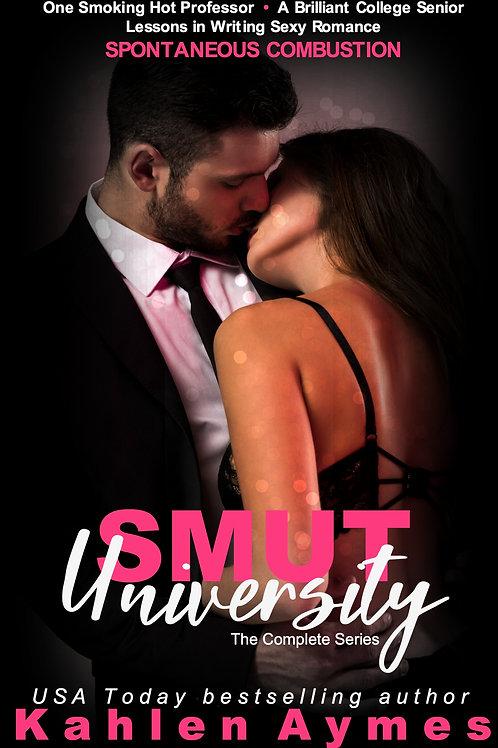 Smut University - Full Series