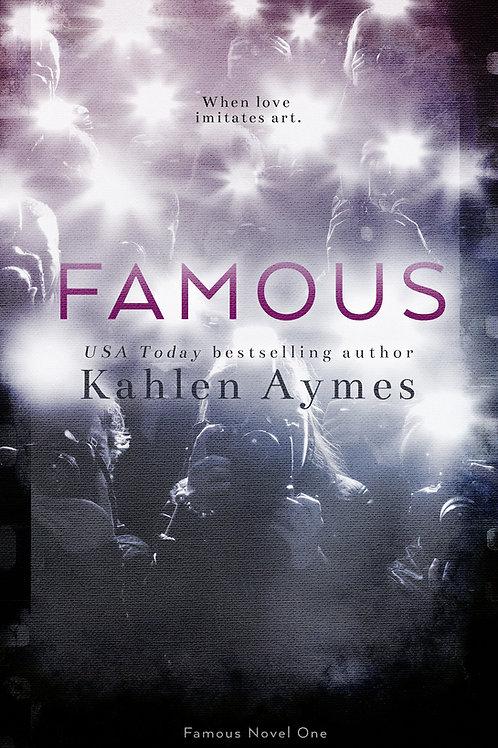Famous (Famous Novel #1)