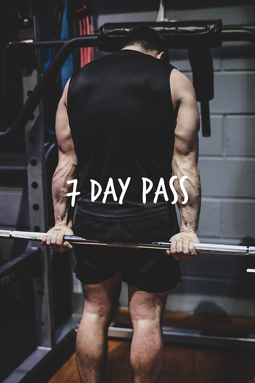 7 day guess pass