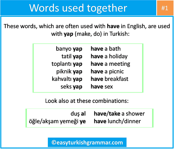 gramatica turco