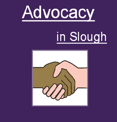 Advocacy in Slough logo