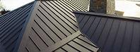 """img src=""""rooferinhtx.jpg"""" alt=""""damaged roof shouston roofer installing metal roof in Houston"""">"""
