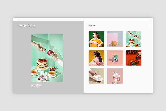 Pagina web design
