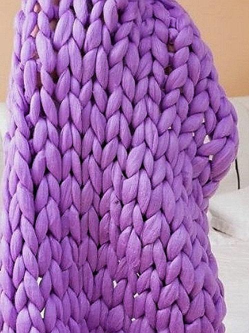 Luxury Merino Wool Blanket Kit