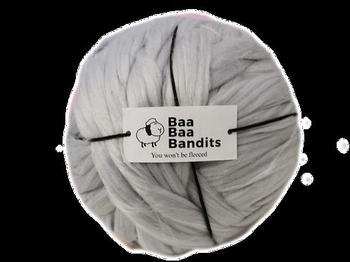 Grey Baa Baa Yarn