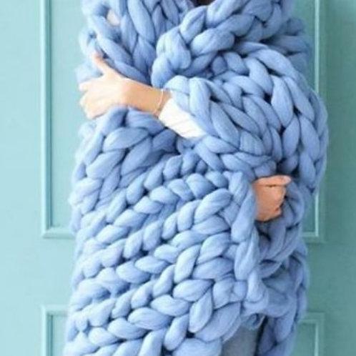 Arm Knit Blanket Kits