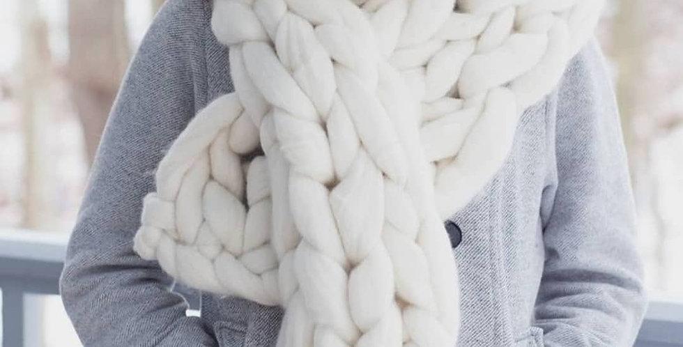 Arm Knit Scarf Kit