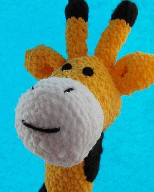 Tumbles the Giraffe