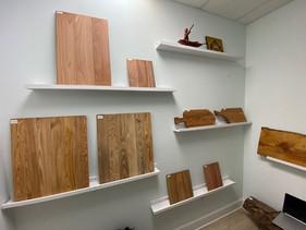 Exotic Wood Art: BJS Wood
