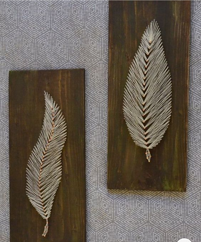 Feather Set String Art Set