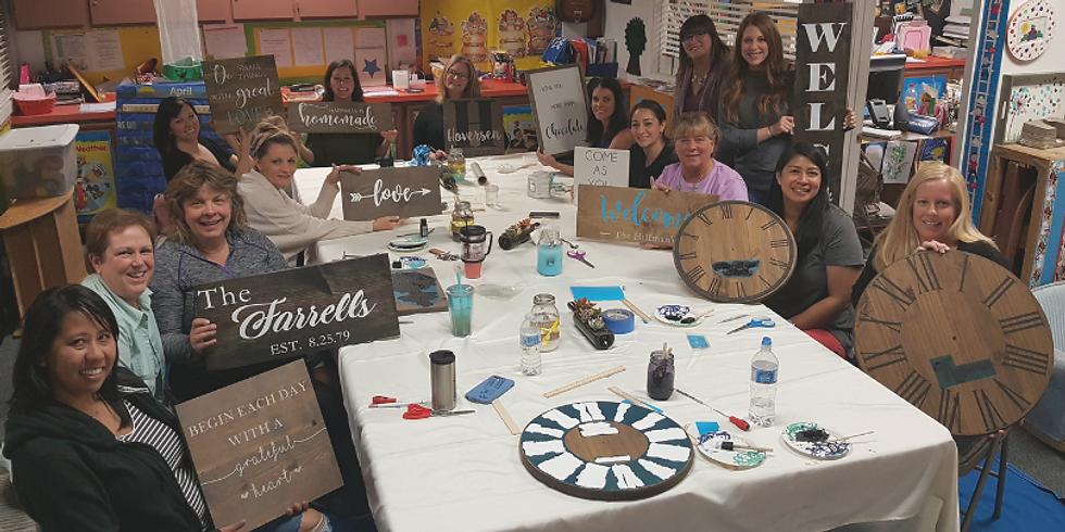 Creative Play Center Fundraiser