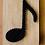 Thumbnail: Music Note String Art Kit