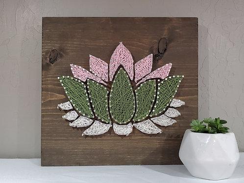 Lotus String Art Kit