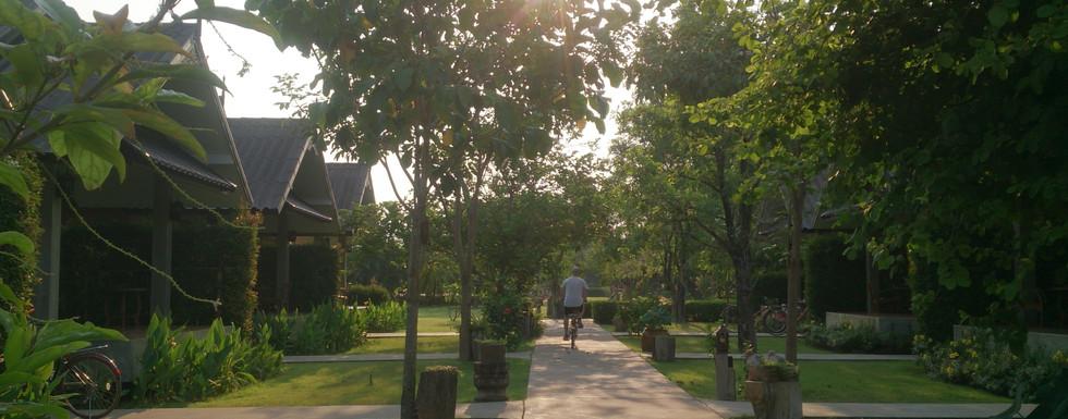 Kenali Keramahan Negara Thailand di Sawasdee Resort Sukhothai