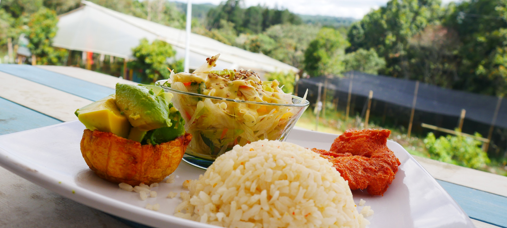 """What Is """"Menu Del Dia"""" And The Best Places For It In Medellin, Colombia"""