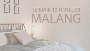 Terbaik 13 Hotel di Malang