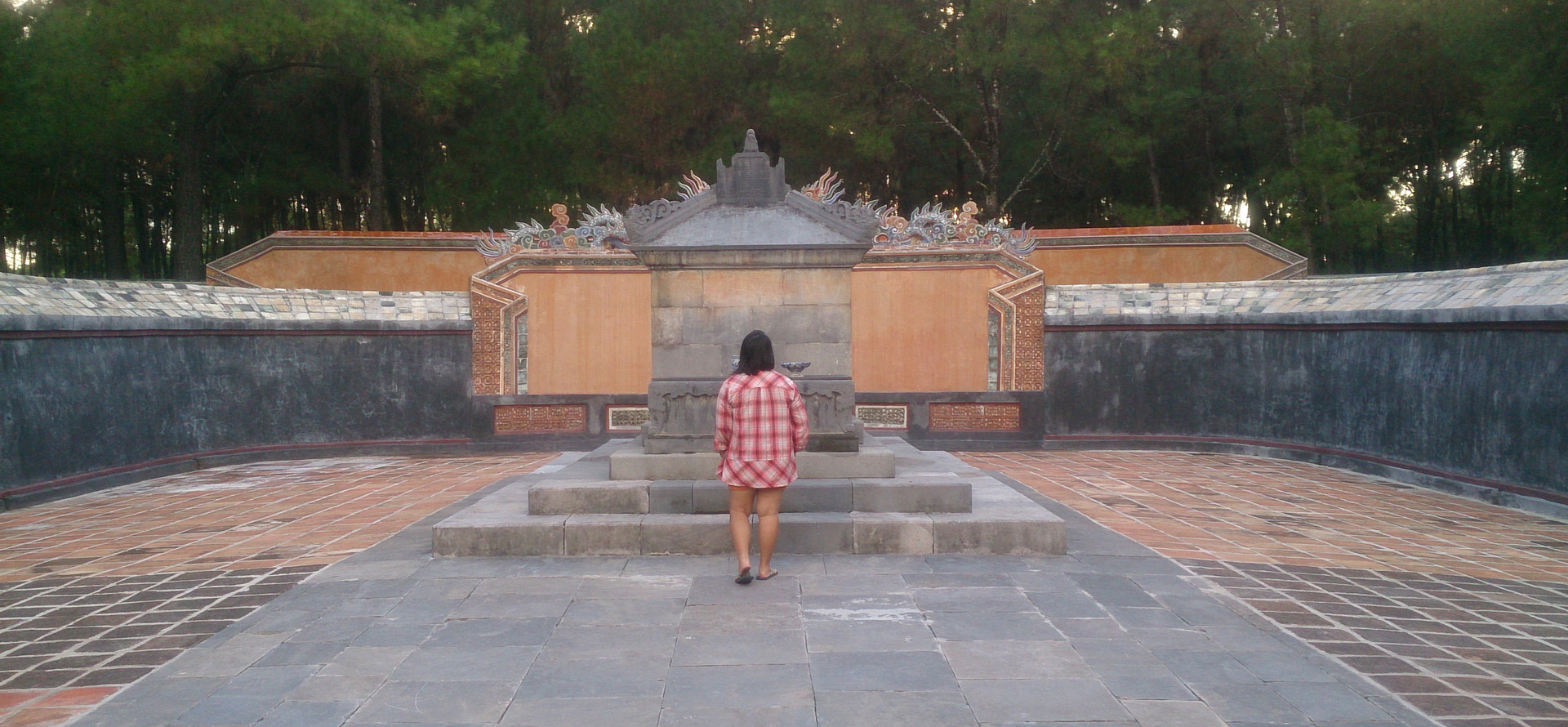 Explore The Majestic Tomb Of Tu Duc, Vietnamese Emperor