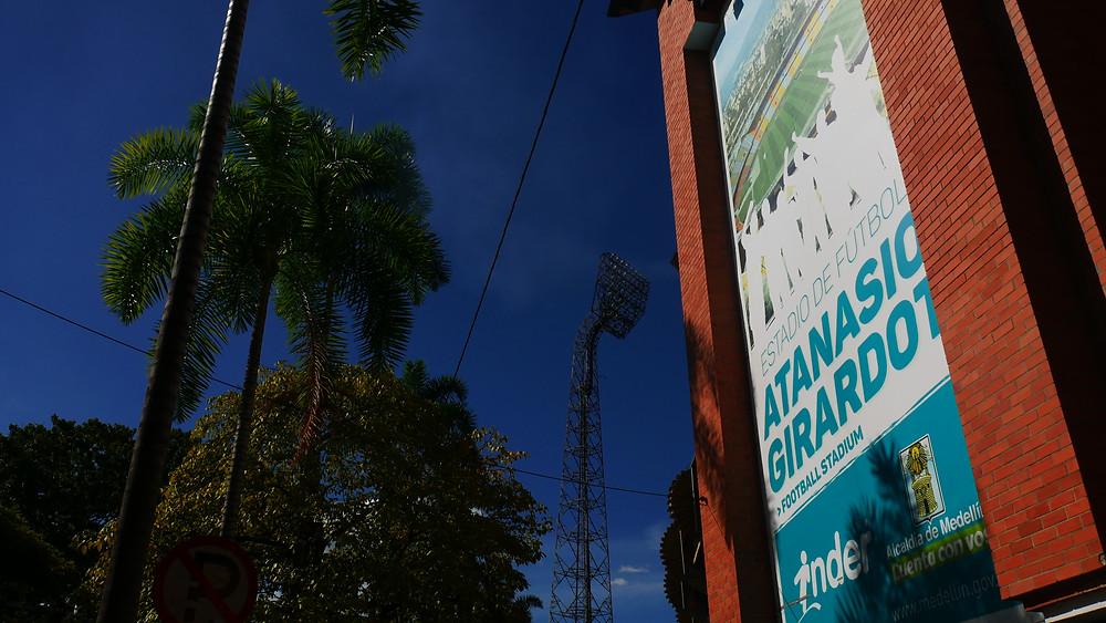 Stadion Atanasio Girardot, Medellin, Kolombia (c) Arakita Rimbayana