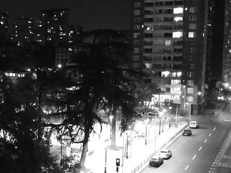 Cerita Tahun Baru di Santiago, Chile