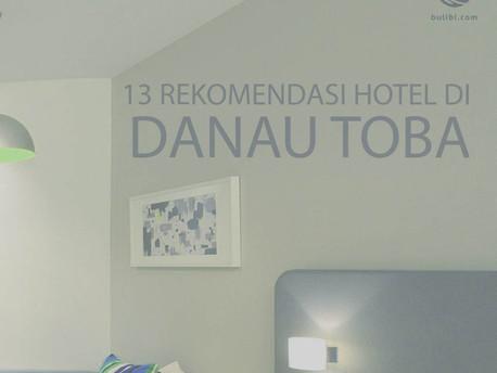 Rekomendasi 13 Hotel di Danau Toba