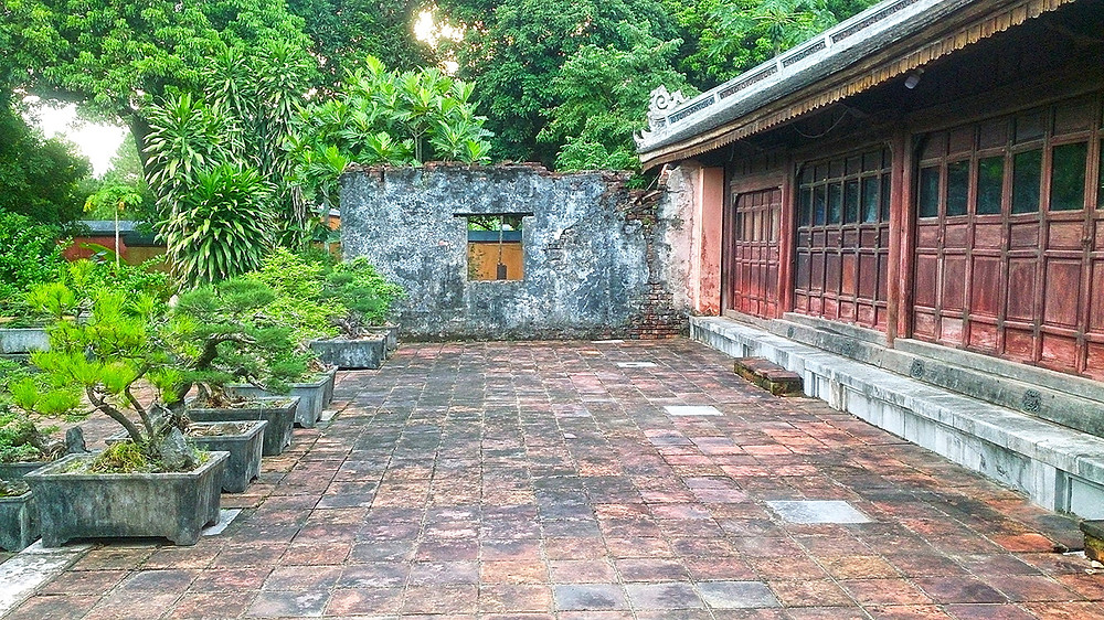 Rumah Istri dan Selir Kaisar Tu Duc Hue Vietnam © Arakita Rimbayana BuLiBi Arakita Rimbayana
