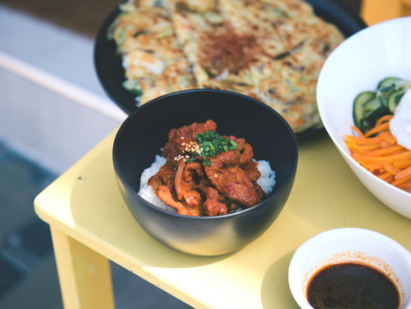Korean Mart: Tempat Makanan Korea di Jogja