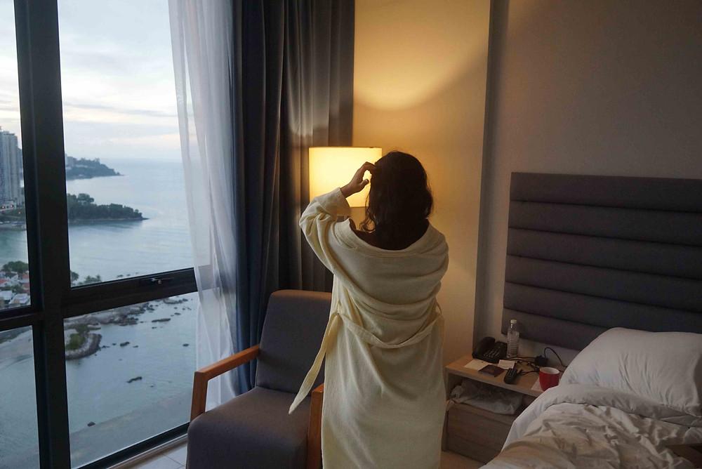 Menginap di Penang, Malaysia (c) Olivia Purba
