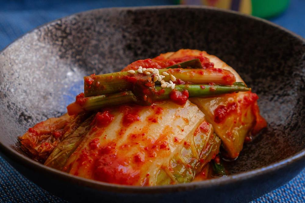 Kuliner Korea Selatan (Photo by Portuguese Gravity on Unsplash) BuLiBi Bukan Liburan Biasa