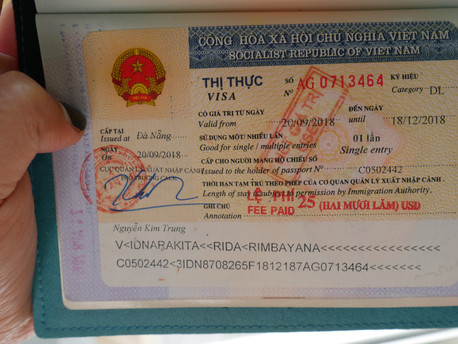 Central Vietnam - How to Prepare