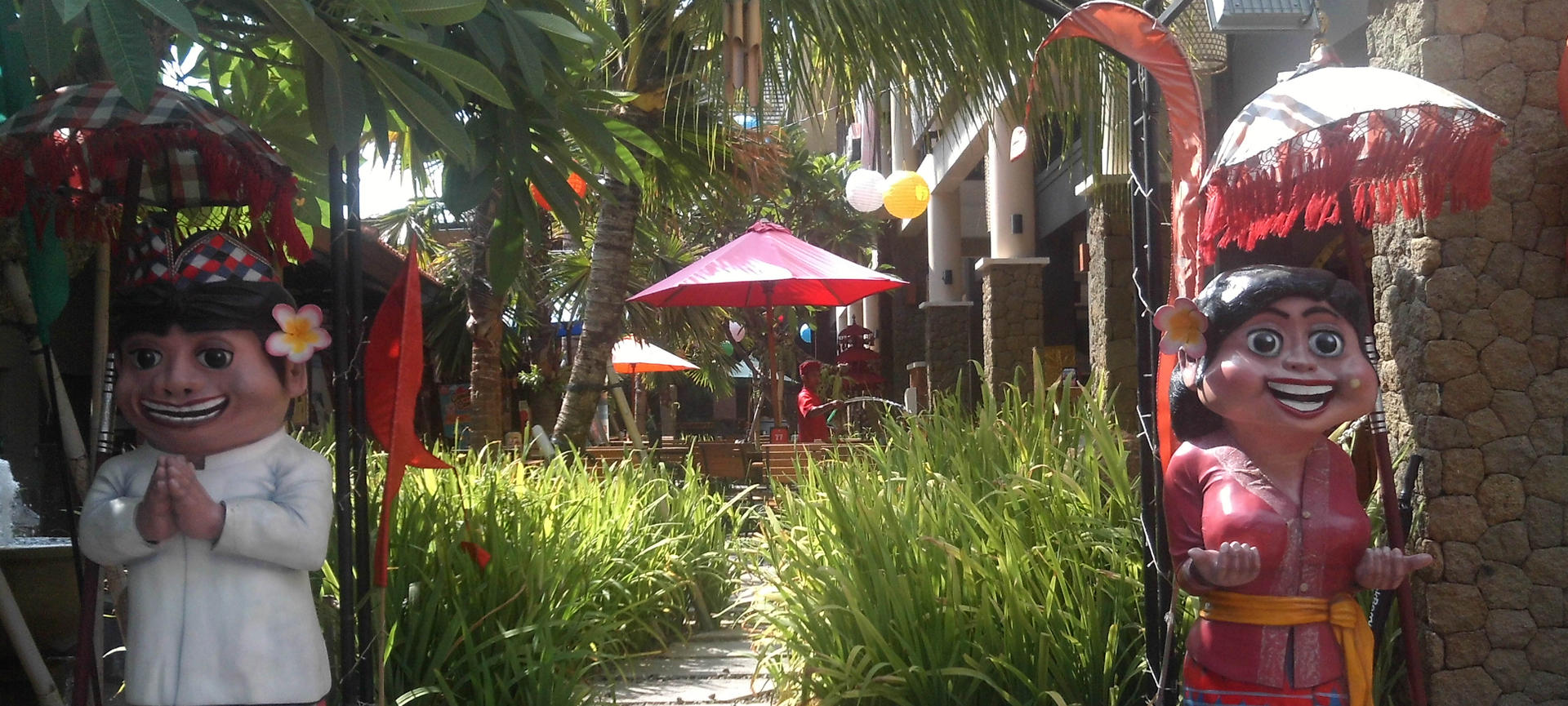 Jebak: Affordable Food Court In Downtown Denpasar, Bali