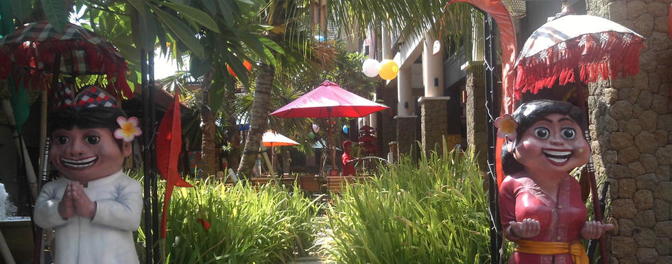 Jebak: Affordable Food Court In Downtown Denpasar, Bali