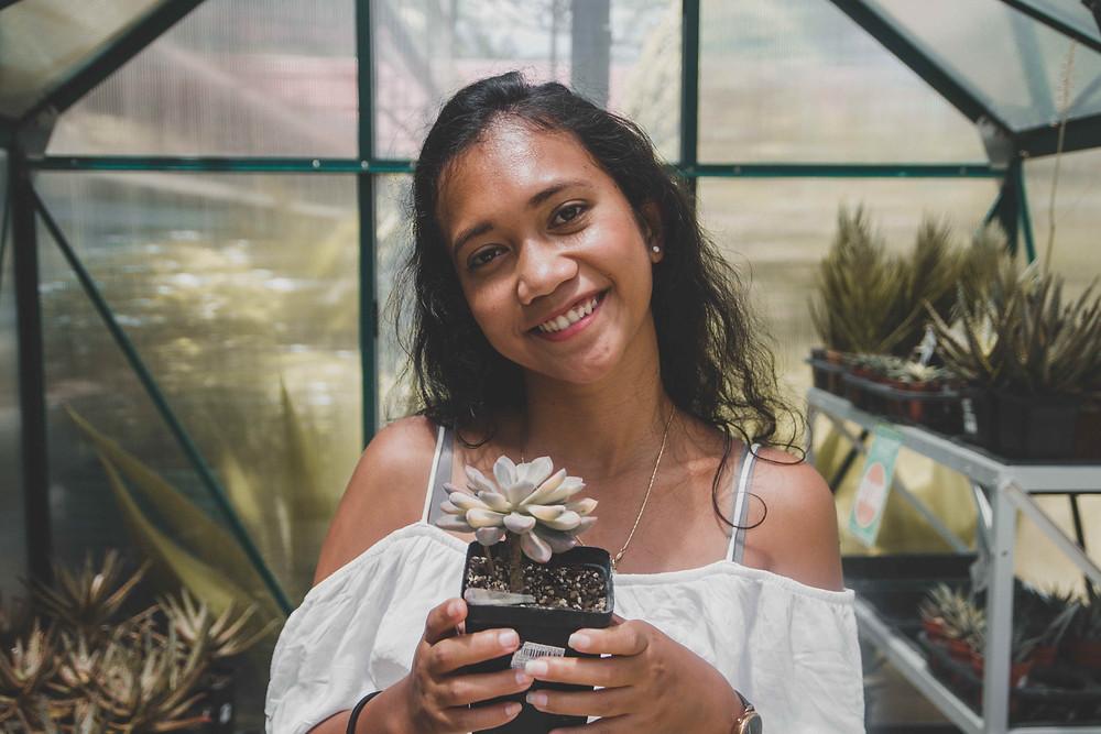Teman BuLiBi: Olivia Purba