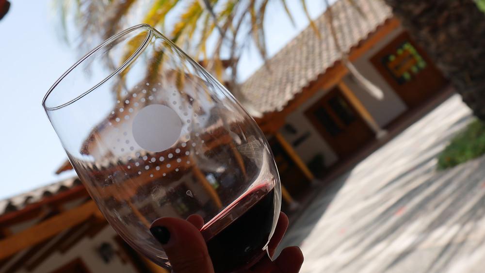 Wine Chile yang berkualitas tinggi (c) Arakita Rimbayana BuLiBi Bukan Liburan Biasa