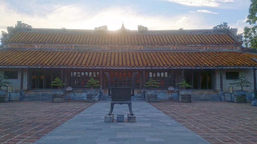 Museum Makam Kaisar Tu Duc Hue Vietnam © Arakita Rimbayana BuLiBi Bukan Liburan Biasa