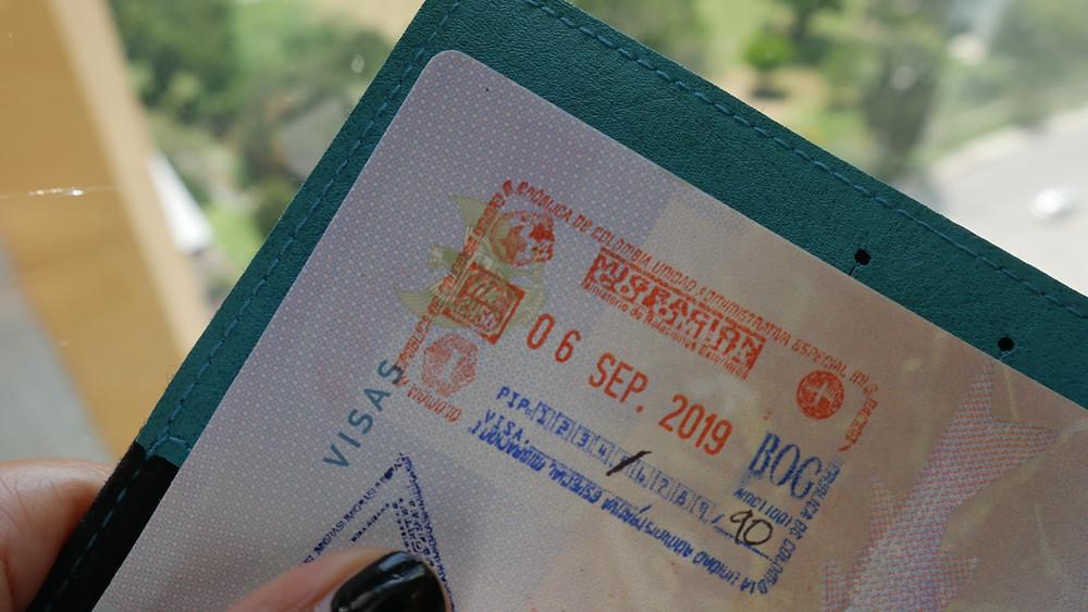 Negara Bebas Visa: Ga perlu apply visa Colombia (c) Arakita Rimbayana