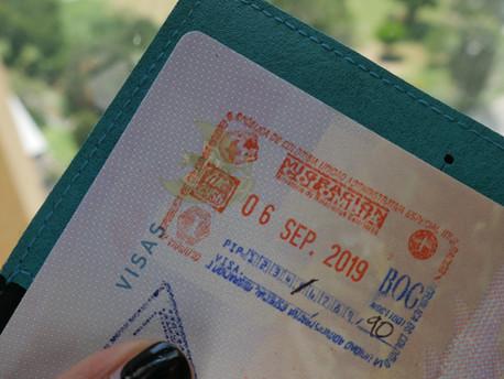 Apply Visa Colombia: Bukan Liburan Biasa Ke Negara Bebas Visa
