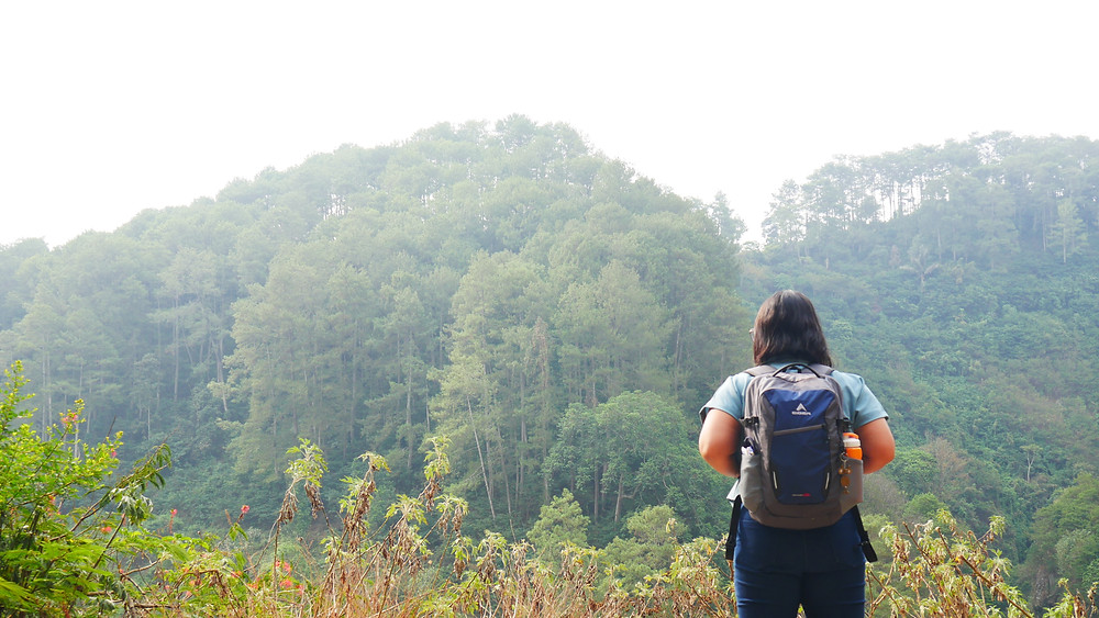 Tips liburan ala ransel backpacker praktis (c) Arakita Rimbayana