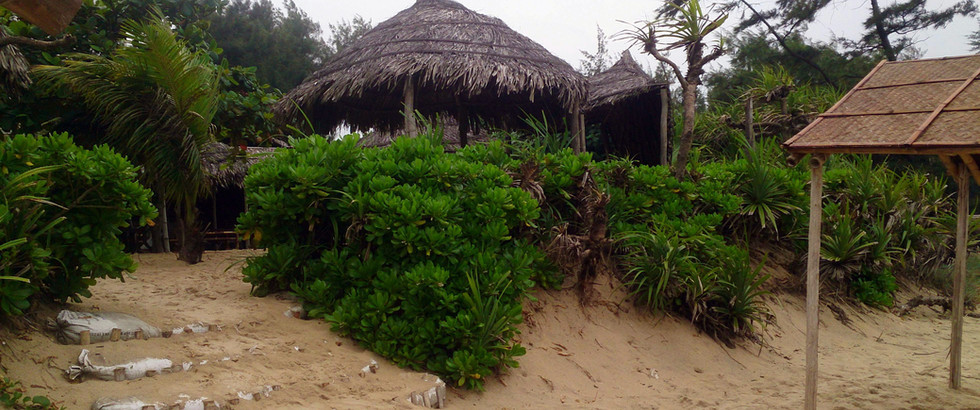 Find The Hidden Beach In Phu Thuan Village, Hue, Vietnam