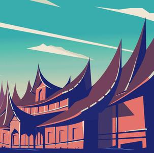 7 Spot Kejayaan Kerajaan Minangkabau yang Bisa Kamu Kunjungi