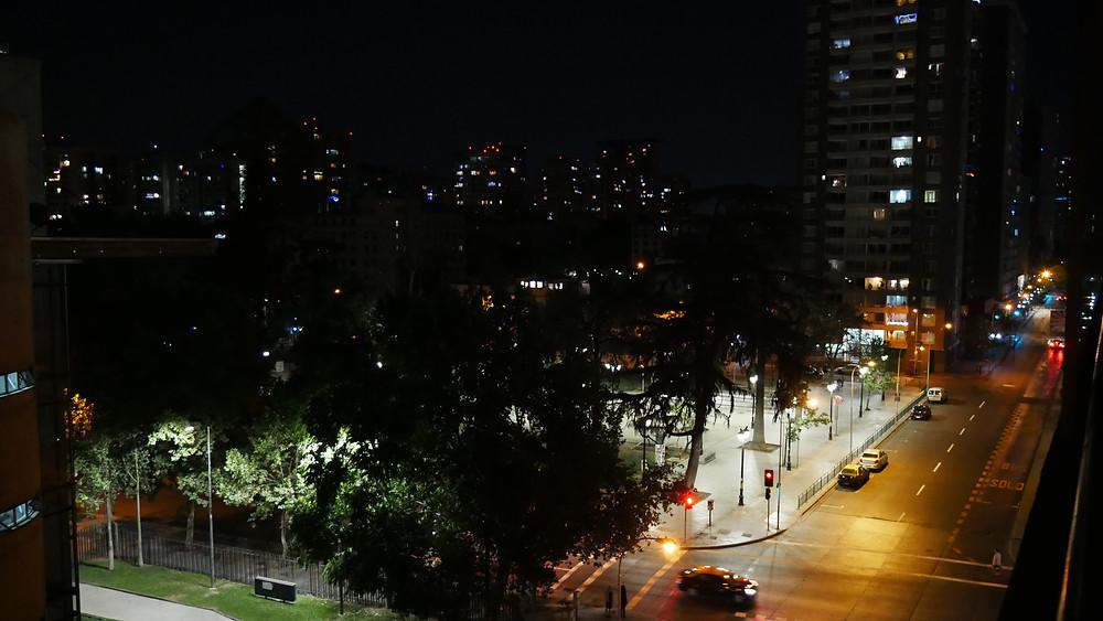 Malam Tahun Baru Yang Sepi di Chile