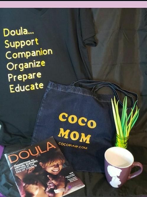 Doula Shirt - What do Doulas Do?