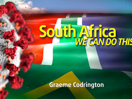 South Africa: WE CAN DO THIS!