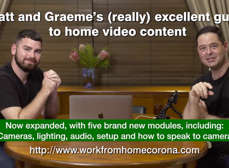 Improve the quality of your home video content