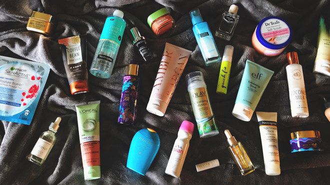 Top 20 Skincare Faves