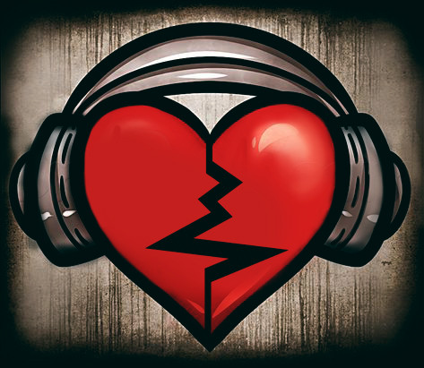 Broken Hearts Club: My Top 5 Heartbreak Songs