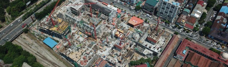 Peninsula Residence Yangon Project