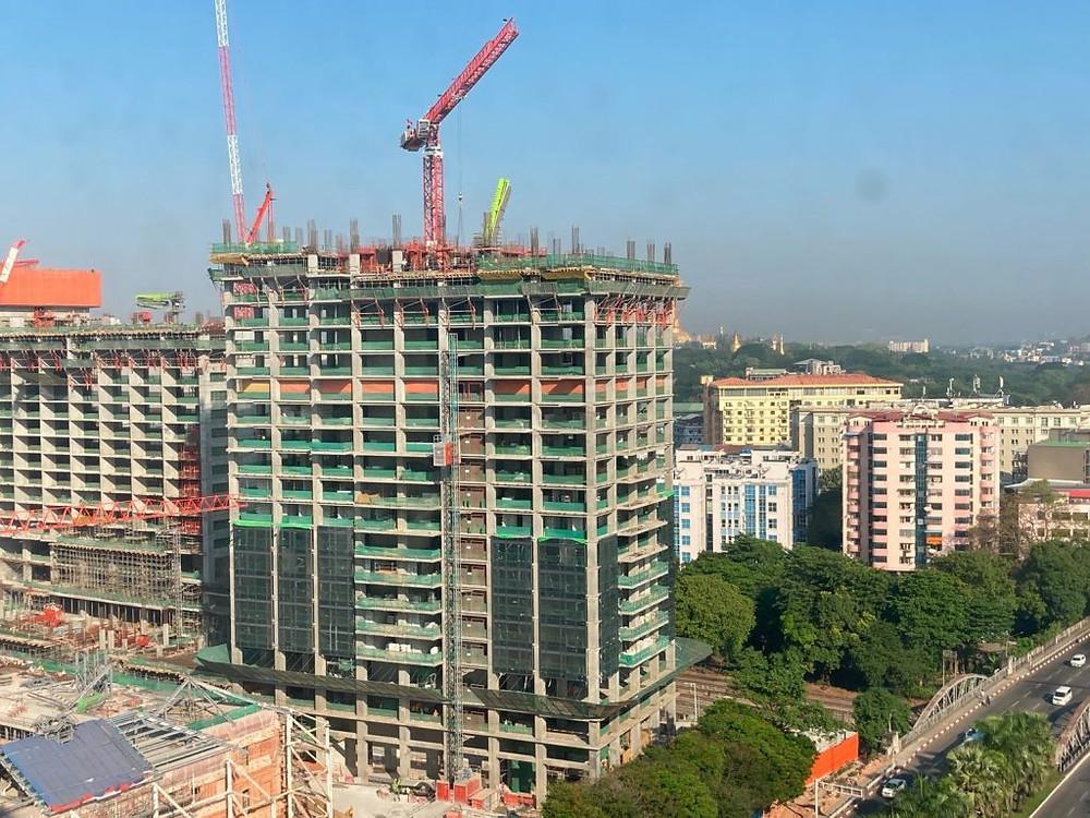 Tower 1 – The Peninsula Residences Yangon