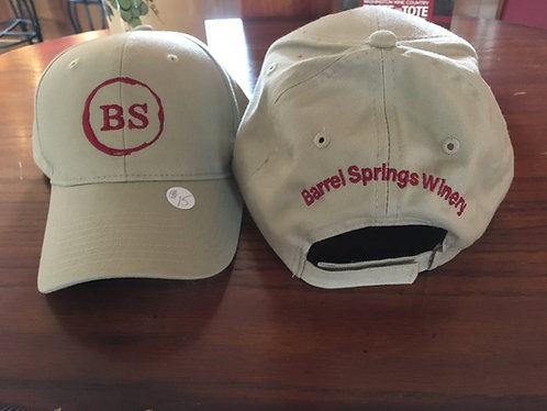 Barrel Springs baseball cap