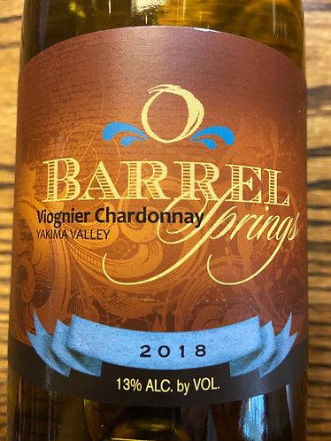 2018 Viognier Chardonnay