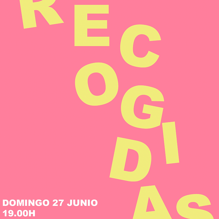 Recogida BARCELONA (Domingo 27 Junio)